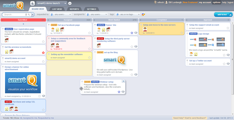 smartQ-screenshot