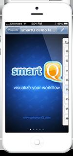 smartQ iPhone app