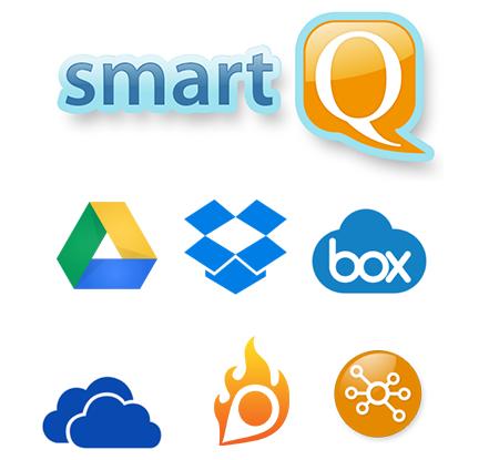 smartQ integrations